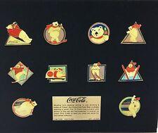 Coca Cola Polar Bear Limited Edition Pin Collection #238 RARE