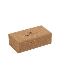 Cork Yoga Brick YogaStudio Standard Natural Eco Friendly Gym Exercise