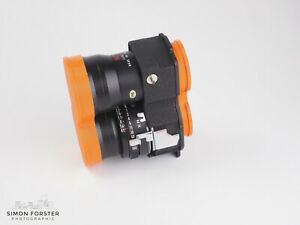Forster UK Front & Rear Lens Cap For Mamiya C TLR Lenses