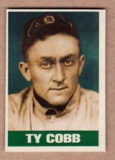 Ty Cobb Detroit Tigers Baseball Crusade Hall Of Fame series minis #1