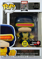Funko POP! Marvel ~ CYCLOPS (X-MEN)(GLOW-IN-THE-DARK EXCLUSIVE)(#502)