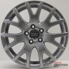 4 Audi Tt 8J 17-inch Alloy Wheels 7x17 ET47 Original Audi S-LINE Rims S