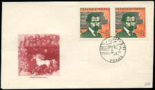 Czechoslovakia 1972 Jan Preister FDC First Day Cover #C23918