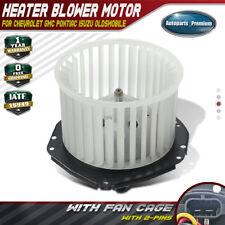 A/C Heater BlowerMotor Fan for Chevy Blazer Astro S10 GMC Sonoma Pickup 700092