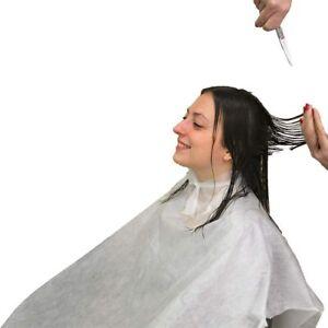 PZ 200 Mantellina monuso tnt taglio mantella  per parrucchierE barbiere