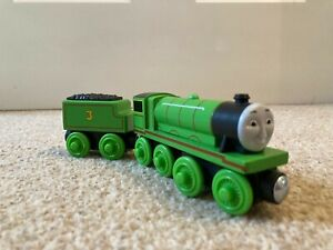 Thomas & Friends Wooden Railway Official/Genuine: Henry