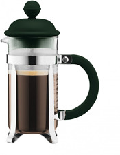 Bodum Caffettiera French Press Cafetiere Coffee Maker, 0.35 L - Dark Green