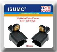 Sensor De Velocidade Abs Novo Traseiro Para Volvo S60 Ii S80 V60 V70 Iii Xc60 Xc70 30736634