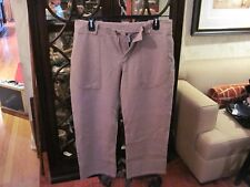 Patagonia Brown/Grey Mens Jeans. Size 38 x 31. Made of a hemp blend.