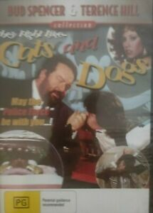 Cats and Dogs (DVD) Bud Spencer, Terence Hill