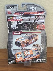 2016 Wave 9 Matt Dibenedetto Orange Crush Darlington 1/64 NASCAR Authentics