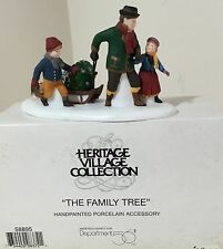 """Dept 56 Heritage Village Collection """"The Family Tree"""" 58895"""