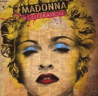"MADONNA ""CELEBRATION (BEST OF)"" 2 CD 36 TRACKS NEU"