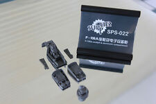 Meng 1/72 F-106A Cockpit and Electronic Compartment # SPS-022