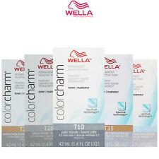 Wella Color Charm T10,T11,T14,T15,T18,T27,T28,T35,050,20 Developer-Choose Color