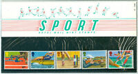 1986 GB, 'Sport', Royal Mail Stamps Presentation Pack  (No. 173)