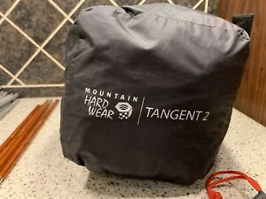 Mountain Hardwear Tangent 2 -four Season Alpine Backpacking And Snow Tent
