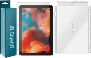 IQ Shield Anti-Glare Full Body Skin Protector for Amazon Fire HD 10 2021