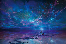 The Ocean of Stars Puzzle 1000 piece Paper Intelligence Toy Best Gift