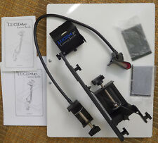 LUCID-Art Camera Lucida obscura Photo Projector Board drawing COMPLETE KIT