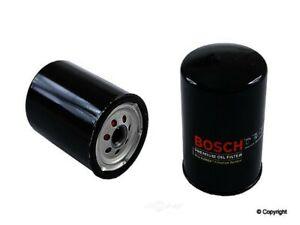 Engine Oil Filter-Bosch WD Express 091 09007 101