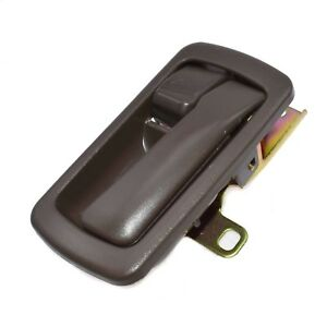 Fit Toyota Camry 92-96 Right Side Brown Inside Door Handle 6925022030,6920532070