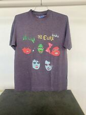 Vintage 1985 The Cure In Between Days Sz. L T-Shirt | Goth, Sisters of Mercy