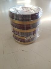 LOT OF 4 CORDOVAN SHOE POLISH 1 1/8 OZ EACH FREE SHIPPING QUANTITY DISCOUNT