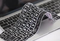Silicone Keyboard Cover Skin for MacBook Air Pro 13 15 Mac