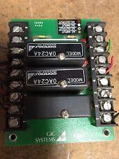USED CIC SYSTEM, GIC SYSTEM PB4 PCB BOARD 3584900701  3584,0AC24A GI
