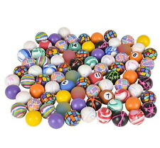 144 Hi Bouncy Balls Super Bounce Bouncing Party Favors 27mm
