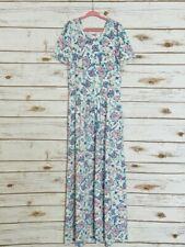 Dot Dot Smile Maxi Dress 8/10 Worn Once Floral