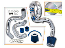 BLUE COLD AIR INDUCTION INTAKE KIT+DRY FILTER Scion 04-06 XA ist XB bB 1.5L L4