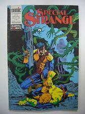 SEMIC MARVEL COMICS SPECIAL STRANGE N° 75 JUILLET 1991 TRES BON ETAT