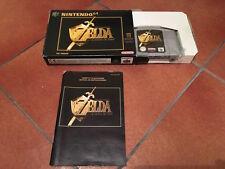 "Gioco ""The Legend of Zelda - Ocarina of Time"" PAL per Nintendo 64 (N64)"