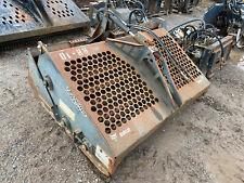 """Used 72"""" Bobcat LR6B Rockhound Landscape Rake Skid Steer Attachment"""