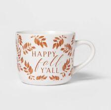 New listing Target Happy Fall Y'all Mug