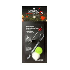 New Zealand Wool Strike Indicator Complete Fishing Line Attachment Kit 2 Colors