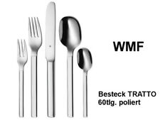 WMF Besteck TRATTO 60-tlg poliert