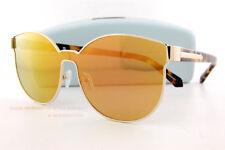 3e619ac90d5b Brand New KAREN WALKER Sunglasses Star Sailor Gold Pink Mirror 1701538 Women