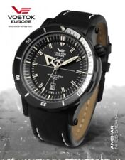 Watches Wristwatches Vostok-Europe Anchar nh35a-5104142 NEW Diver Watch