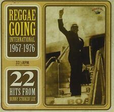 BUNNY LEE - REGGAE GOING INTERNATIONAL 1967-1976  CD NEW