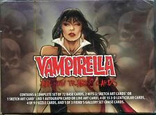 Vampirella 2012 Factory Sealed Premium Box