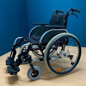 Otto Bock Faltrollstuhl • Standard Leichtgewicht- Rollstuhl • Sitzbreite 48 cm