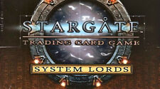STARGATE TCG CCG SYSTEM LORDS MISSION CARD Rescue Captive #198