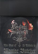MANIAC BUTCHER - the best of / a tribute to LP