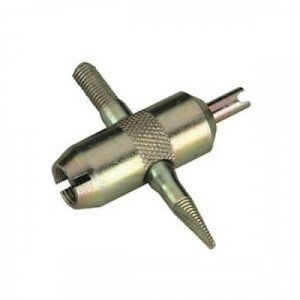 Tyre Valve Service Tool. Sealey. Shipping is Free