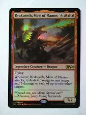 MTG Drakuseth, Maw of Flames FOIL NM PROMO Pre-release Magic