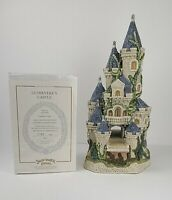 David Winter Cottages Guinevere's Castle Ltd Ed 2782/4300 COA Box