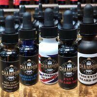 """""""Champion Beard"""" Beard Oil"""